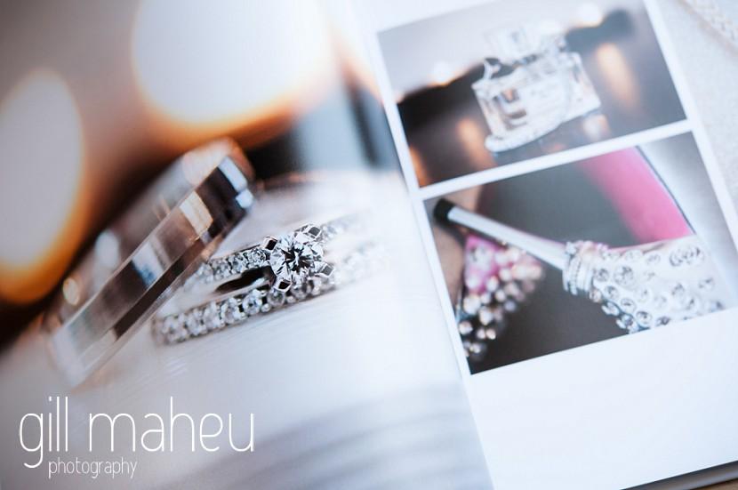 beautiful coffee book wedding album | Photographe de mariage ...